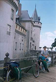 Замок Chateau de Sully sur Loire
