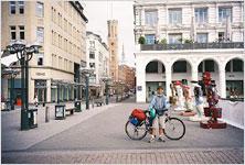 Гамбург. Водоносы.